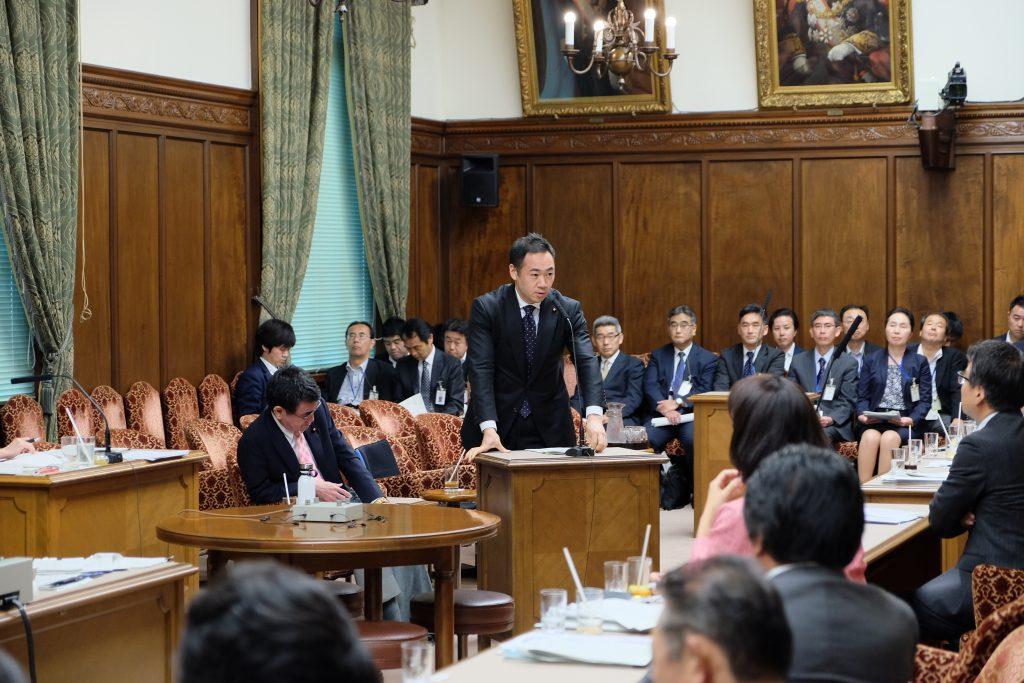 令和元年5月20日 参議院決算委員会 | 鈴木けいすけ 公式ホームページ